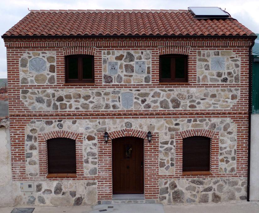 Bienvenido a vega de santa mar a vila - Fachadas casas de pueblo ...